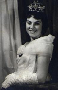 Marta Kürten Reina del Cincuentenario de Purranque