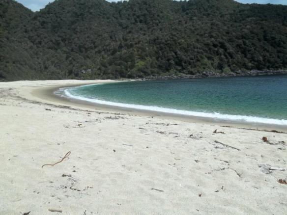Playa de Caleta Cóndor