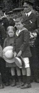 Carlos y María Hepp Dubiau