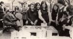 Feria del Mundo Joven en la Plaza de Armas