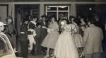 Salida de la Velada de Gala en aniversario del Cincuentenario