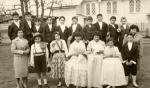 Alumnos del Colegio San Gaspar