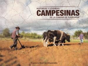 Portada de Historias y Leyendas Campesinas de la Comuna de Purranque